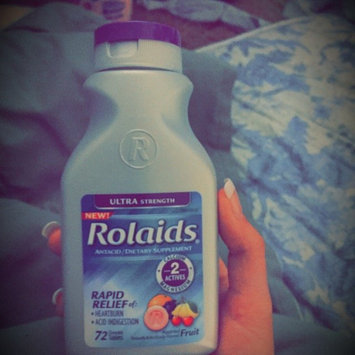 Photo of Rolaids Ultra Strength Antacid/Dietary Supplement Chewable Assorted uploaded by Heather F.