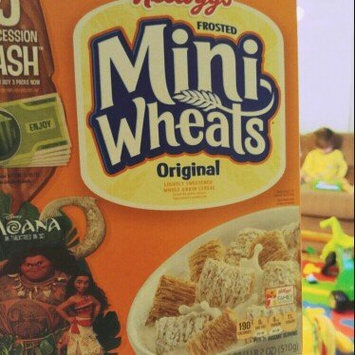 Photo of Frosted Mini-Wheats Cereal Original uploaded by Christian A.