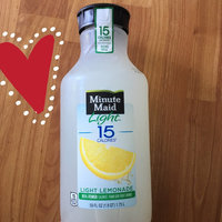 Minute Maid® 15 Calories Light Lemonade Uploaded By Heather C.