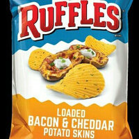 Ruffles Max Loaded Bacon & Cheddar Potato Skins  uploaded by Jennifer I.