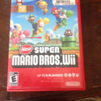 New Super Mario Bros for DS uploaded by Crystal M.