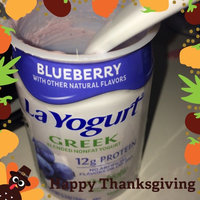 La Yogurt® Blueberry Greek Blended Nonfat Yogurt 5.3 oz. Cup uploaded by Lisa M.