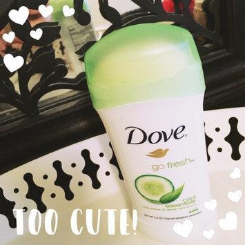 Photo of Dove Advanced Care Go Fresh Rebalance Antiperspirant uploaded by Kelly C.