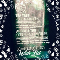 The Body Shop New Tea Tree Pore Minimizer uploaded by Katie L.