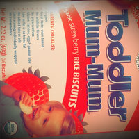 Toddler Mum-Mum Organic Biscuits uploaded by Jessica C.