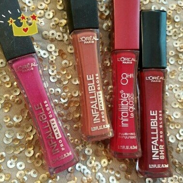 L'Oréal Paris Infallible 8HR Le Gloss uploaded by Zoia I.
