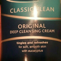 Noxzema Clean Moisture Deep Cleansing Cream uploaded by Domonique P.