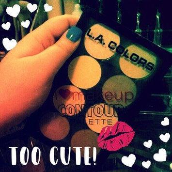 L.A. COLORS I Heart Makeup Contour Palette uploaded by Ariel T.