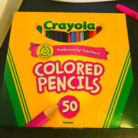 Crayola Colored Pencils uploaded by Leah Helen T.