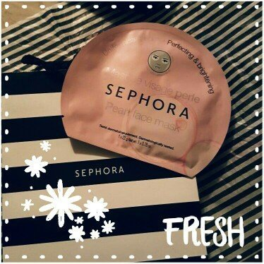 SEPHORA COLLECTION Face Mask Pearl 0.78 oz uploaded by Maryssa G.