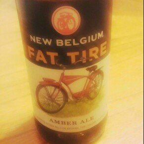 Photo of New Belgium Fat Tire Amber Ale uploaded by Dawn P.