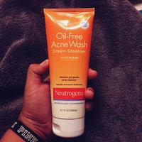 Neutrogena Oil-Free Acne Wash uploaded by Reeda L.