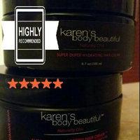 Karen's Body Beautiful Super Duper Hydrating Hair Cream Pomegrante uploaded by T I.