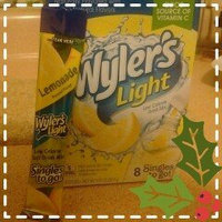 Wyler's Light LEMONADE Natural Flavors Soft Drink Mix Sugar Free 8 Sticks In Each Box (12 Pack) GL uploaded by Deyaneira M O.