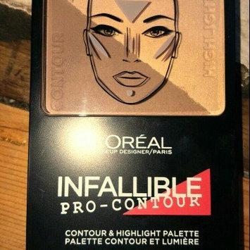 L'Oréal Paris Infallible Pro Contour Palette Light/Clair 0.24 oz. Compact uploaded by Lori P.