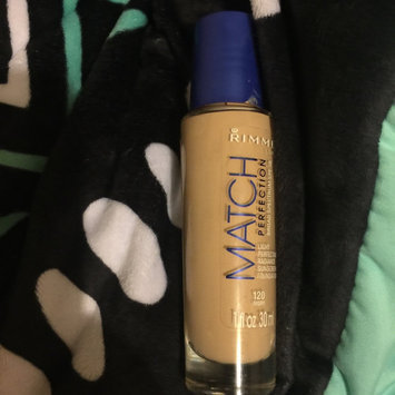 Rimmel London Match Perfection Foundation  uploaded by Meagan C.