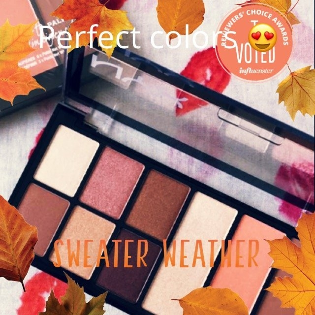 NYX Cosmetics Go-To Palette uploaded by Liliana C.