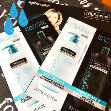 Photo of TRESemmé Beauty-FULL Volume Pre-Wash Conditioner & Shampoo uploaded by Vanessa K.