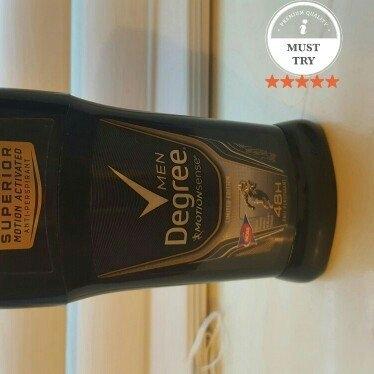 Degree Men Motion Sense Antiperspirant, Everest 2.7 oz (Pack of 6) uploaded by lacey m.