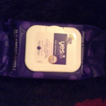Photo of Yes To Blueberries Cleansing Facial Wipes uploaded by Andrea D.