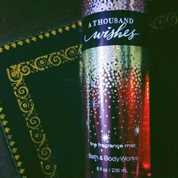 Photo of Bath & Body Works Signature Collection A THOUSAND WISHES Fine Fragrance Mist uploaded by Priscilla D.