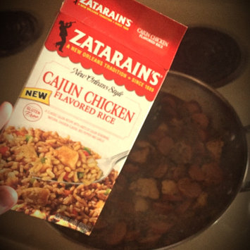 Photo of Zatarain's New Orleans Style Cajun Chicken Flavored Rice uploaded by Lilly G.