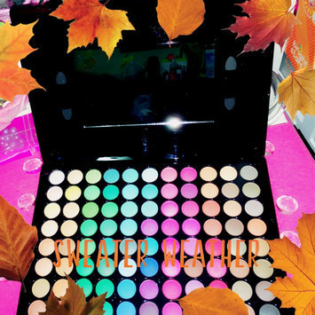 BH Cosmetics 88 Matte Eyeshadow Palette uploaded by Karina R.