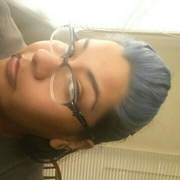 Photo of Ion Color Brilliance Brights Semi-Permanent Hair Color Shark Blue uploaded by Erika O.