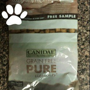 Photo of Canidae Grain Free Pure Resolve Weight Management Adult Dog Food, 4 lbs. uploaded by Shea L.