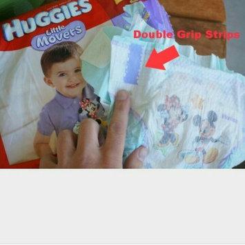 Huggies® Little Movers Slip-On Diaper Pants uploaded by Karsa p.