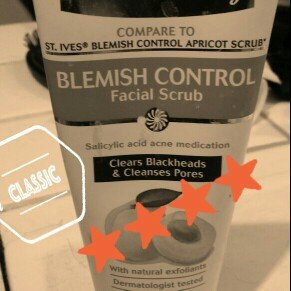 Equate Beauty Blemish Control Apricot Scrub, 6 oz uploaded by Karina V.