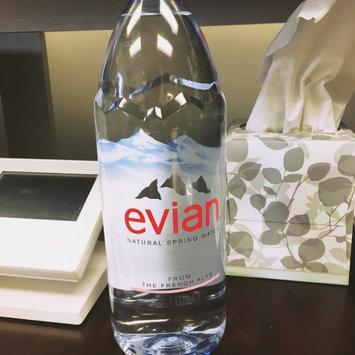 Evian® Natural Spring Water uploaded by Dajah J.