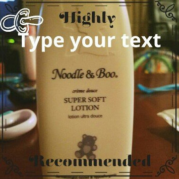 Photo of Noodle & Boo Super Soft Lotion uploaded by Kristen L.