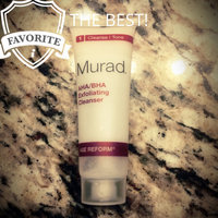 Murad Age Reform AHA/BHA Exfoliating Cleanser uploaded by Leigh B.