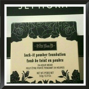 Kat Von D Lock-It Powder Foundation uploaded by Erica S.
