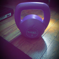 Cap Barbell SDKC-TN005 Tone Fitness 5 lb Vinyl Kettlebell uploaded by Ashley P.