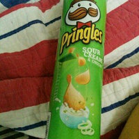 Pringles Potato Crisps Sour Cream & Onion uploaded by donna s.