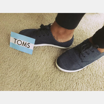 Toms Shoes uploaded by Janina R.
