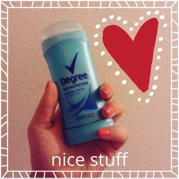 Degree Dry Protection Anti-Perspirant & Deodorant uploaded by hailey m.
