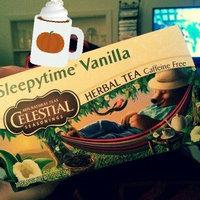 Celestial Seasonings Sleepytime Vanilla Herbal Tea uploaded by Rachel D.
