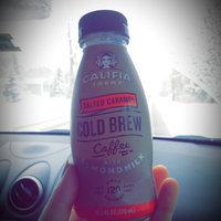 Califia Farms Califia Cold Brew Coffee Salted Caramel 10.5oz uploaded by Amanda F.