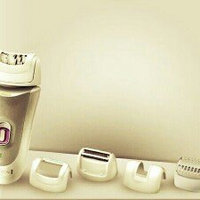Remington Smooth & Silky Complete Epilator Kit uploaded by Claudia S.