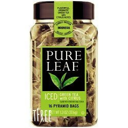 Photo of Pure Leaf Green Tea with Mint in Pyramid Bags 16ct uploaded by Kenna R.