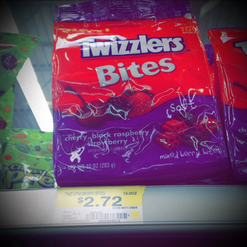 Twizzlers Flavored Filled Bites Strawberry uploaded by Amber M.
