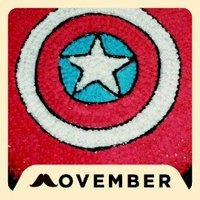 Captain America Winter Soldier - Child Retro Captain America Shield - uploaded by Andrea B.