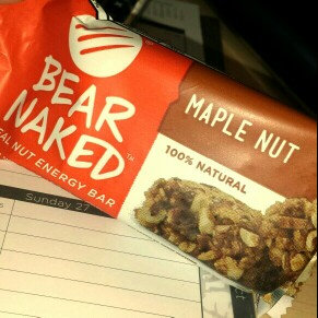 Photo of Bear Naked Real Nut Energy Bar Maple Nut uploaded by Jessica B.