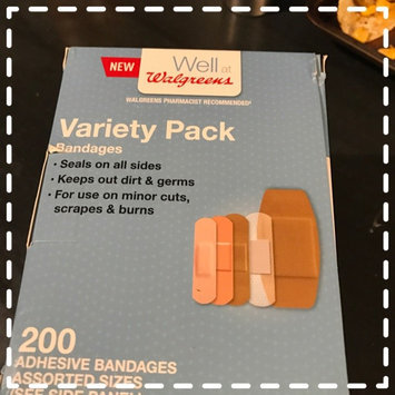 Photo of Walgreens Flexible Fabric Bandages Variety Pack - 200 ea uploaded by Sophia A.
