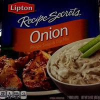 Lipton Recipe Secrets Onion Recipe Soup & Dip Mix uploaded by Crystal D.