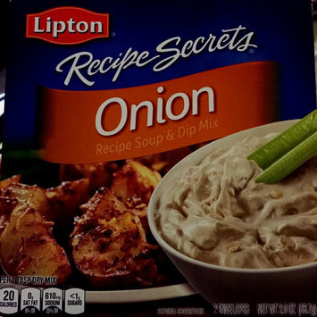 Photo of Lipton® Recipe Secrets Onion Recipe Soup & Dip Mix uploaded by Crystal D.