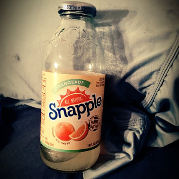 Snapple® Orangeade 16 fl. oz. Glass Bottle uploaded by Katherine  C.